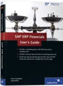 SAP ERP Financials User's Guide