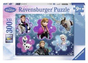 Die Eiskönigin - Völlig unverfroren. Puzzle 300 Teile
