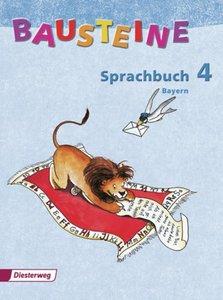 Bausteine 4. Sprachbuch. Bayern