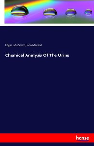 Chemical Analysis Of The Urine