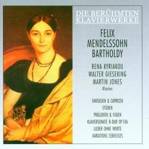Bartholdy,Felix Mendelsohn
