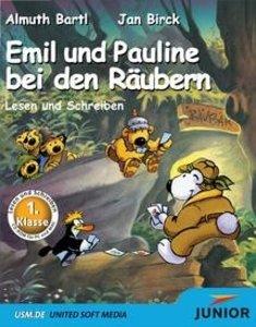 E UND P B.D.RÄUBERN:LESEN/SCH