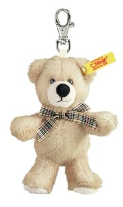 Steiff 112300 - Schlüsselanhänger: Teddybär, 11 cm