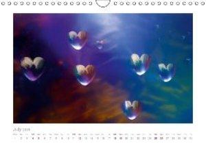 Heartdrops (Wall Calendar 2015 DIN A4 Landscape)