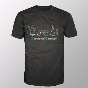 Respect The Chemistry (Shirt XL/Black)