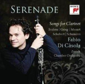 Serenade-Songs For Clarinet