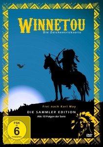 Winnetou-Die Zeichentrickserie