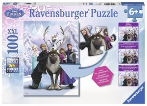 DFZ: The Frozen Difference Sonderserie 100/200 Teile XXL