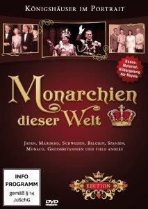 Monarchien Dieser Welt-Königshäuser Im Portrait