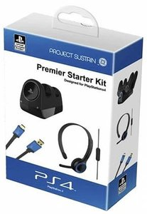 PROJECT SUSTAIN PS4 Premium Starter Kit inkl. EU Power Adapter