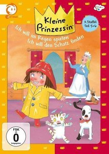 Kleine Prinzessin - 2. Staffel Box 3 (inkl. Teil 5 & 6)