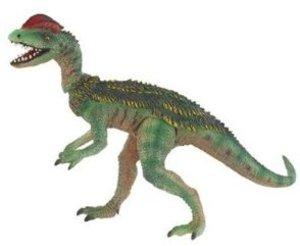 BULLYLAND 61477 - Museumline: Dilophosaurus, 14 cm