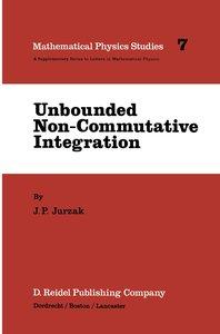 Unbounded Non-Commutative Integration