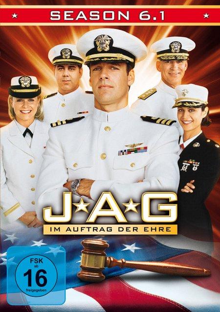 J.A.G. - Im Auftrag der Ehre - zum Schließen ins Bild klicken