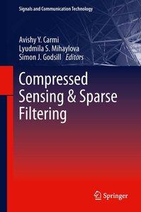 Compressed Sensing & Sparse Filtering