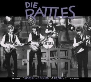 Die Deutschen Singles A&B (1963-1965)