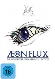 Aeon Flux - Die komplette animated Collection (3 Discs, Multibox