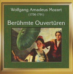 Mozart/Berühmte Ouvertüren