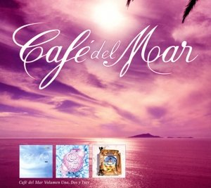 Cafe Del Mar Vol.1-3 (20th Anniversary Edition)