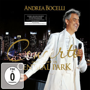 Concerto:One Night In Central Park (Ltd.Deluxe)