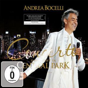 Concerto:One Night In Central Park (Ltd.Deluxe)