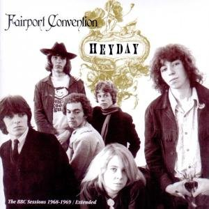 Heyday-BBC Sessions 1968-1969