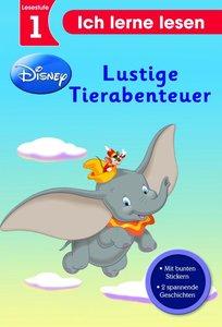 Disney: Erstleser Classic Lustige Tierabenteuer