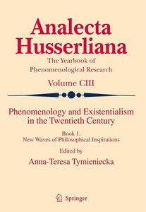 Phenomenology and Existentialism in the Twentieth Century. Book
