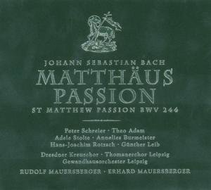 Matthäus-Passion (Box-Set)