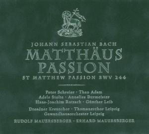 Matthäus-Passion (Box-Set)