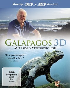 Galapagos 3D - Mit David Attenborough