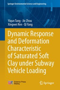 Dynamic Response and Deformation Characteristic of Saturated Sof