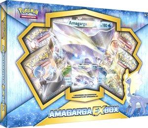 Pokémon Amagarga-EX Box