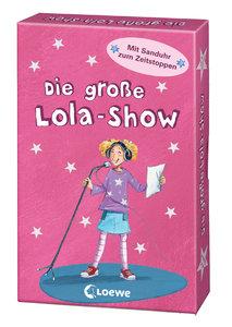 Kartenspiel Lola-Show-Coupon 3-VM17