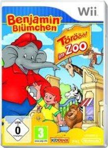 Törööö im Zoo