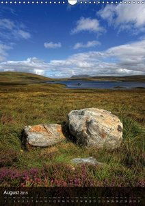 Beautiful Scotland / UK-Version (Wall Calendar 2015 DIN A3 Portr
