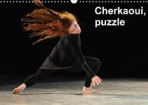 Cherkaoui, puzzle (Calendrier mural 2015 DIN A3 horizontal)