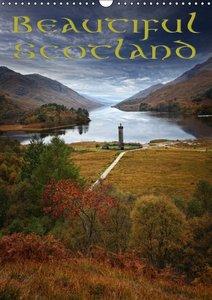Beautiful Scotland / UK-Version (Wall Calendar 2015 DIN A3 Portr