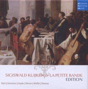 Sigiswald Kuijken + La Petite Bande Edition