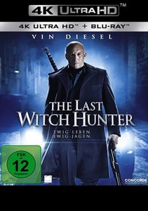Last Witch Hunter (4K Ultra HD + Blu-ray)