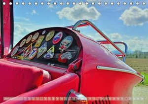 Messerschmitt KR 200 Kabinenroller (Tischkalender 2016 DIN A5 qu