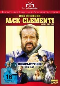 Jack Clementi,Anruf genuegt (