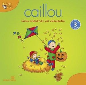 Caillou entdeckt die vier Jahreszeiten CD