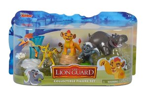 Lion Guard Figuren Set 5 Stück
