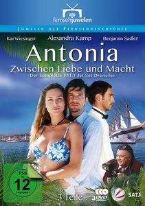Antonia: Zwischen Liebe und Macht (3 DVDs) (Fernsehjuwelen)