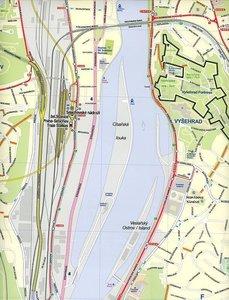 Prague (Czech Republik) / Praha (Ceská Republika) City Map 1 : 7