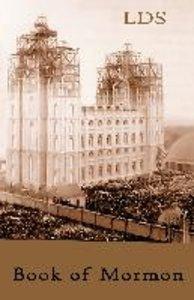 1920 LDS Book of Mormon