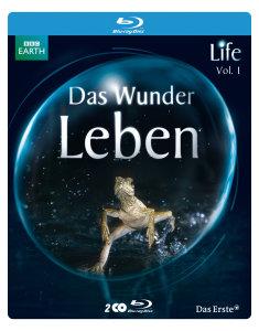 Life-Das Wunder Leben.Vol.1 Ltd.Steelbook