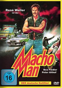 Macho Man-Harte Fäuste