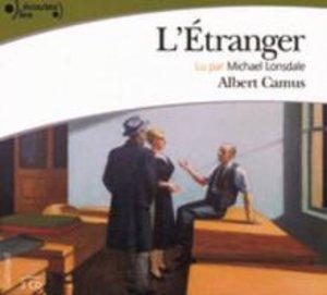 Camus, A: L'étranger /3CDs
